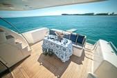 58 ft. Uniesse Boats 58 Flybrige Motor Yatch Flybridge Boat Rental Miami Image 4