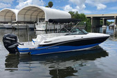 26 ft. Monterey Boats M5 Bow Rider Boat Rental Fort Myers Image 14