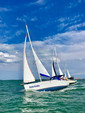 40 ft. Beneteau USA Beneteau 40 Sloop Boat Rental Miami Image 1