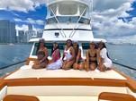58 ft. Hatteras Yachts 58 Yacht Fisherman Motor Yacht Boat Rental Miami Image 10