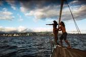 50 ft. Beneteau USA Sense 50 Cruiser Boat Rental Hawaii Image 4