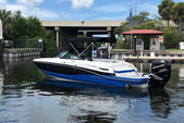 26 ft. Monterey Boats M5 Bow Rider Boat Rental Fort Myers Image 7