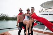 58 ft. Hatteras Yachts 58 Yacht Fisherman Motor Yacht Boat Rental Miami Image 8