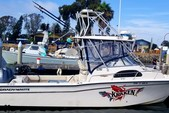 29 ft. Grady-White Boats 270S Islander Offshore Sport Fishing Boat Rental San Diego Image 1