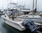 29 ft. Grady-White Boats 270S Islander Offshore Sport Fishing Boat Rental San Diego Image 5
