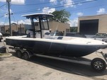 25 ft. Robalo 240 CC T-Top W/F300UCA Center Console Boat Rental Miami Image 10