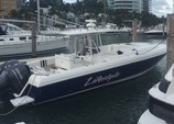 37 ft. Intrepid Powerboats 370 Cuddy Center Console Boat Rental West Palm Beach  Image 4