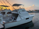 46 ft. Hatteras Yachts 46 Convertible Offshore Sport Fishing Boat Rental The Keys Image 5