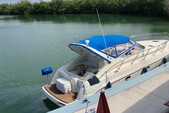 34 ft. Cranchi Zaffiro 34 Express Cruiser Boat Rental Miami Image 3