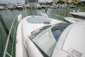 50 ft. Fairline Boats Targa 47 Cruiser Boat Rental Miami Image 2