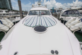 50 ft. Fairline Boats Targa 47 Cruiser Boat Rental Miami Image 3