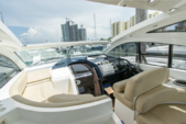 50 ft. Fairline Boats Targa 47 Cruiser Boat Rental Miami Image 5