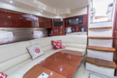 50 ft. Fairline Boats Targa 47 Cruiser Boat Rental Miami Image 8