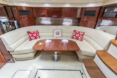 50 ft. Fairline Boats Targa 47 Cruiser Boat Rental Miami Image 9