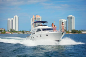 59 ft. Other Gulf Craft Performance Boat Rental Miami Image 2