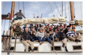 72 ft. Other Post Gold Rush Era Replica Schooner Boat Rental San Francisco Image 8