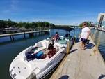 26 ft. Four Winns Boats 244 Funship  Bow Rider Boat Rental Miami Image 4