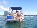 26 ft. Four Winns Boats 244 Funship  Bow Rider Boat Rental Miami Image 3