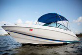 21 ft. Regal Boats 2100 Bow Rider Boat Rental Miami Image 9