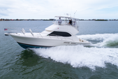 47 ft. Riviera Yachts 42 Flybridge Performance Fishing Boat Rental Tampa Image 2