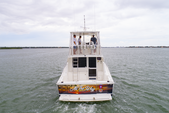 47 ft. Riviera Yachts 42 Flybridge Performance Fishing Boat Rental Tampa Image 3