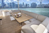 75 ft. Other Princess Y75 Cruiser Boat Rental Tampa Image 6