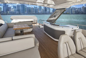 75 ft. Other Princess Y75 Cruiser Boat Rental Tampa Image 5