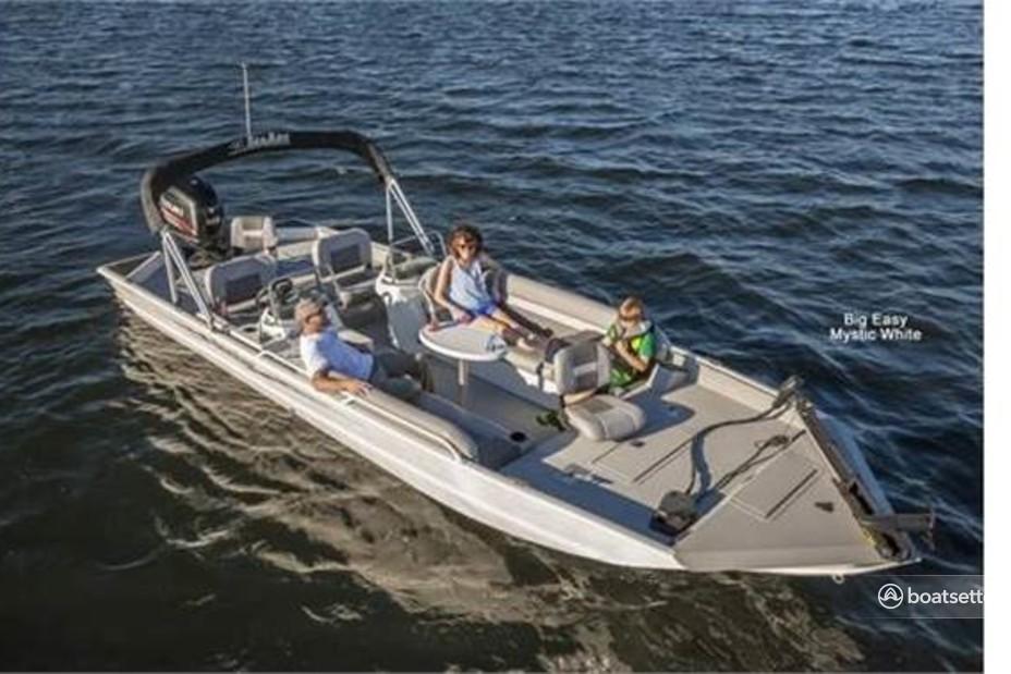 Rent a SeaArk Boats cruiser in Villa Ridge, MO near me