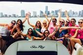41 ft. 41' SeaRay Cruiser Boat Rental Miami Image 59