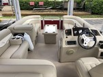 22 ft. Bennington Marine 22SSL Pontoon Boat Rental Miami Image 3