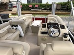 22 ft. Bennington Marine 22SSL Pontoon Boat Rental Miami Image 5