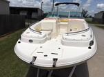 24 ft. Rinker Boats 243 Siesta Deck Boat Boat Rental N Texas Gulf Coast Image 3