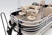 22 ft. Sun Tracker by Tracker Marine Fishin' Barge 20 DLX w/90ELPT 4-S Pontoon Boat Rental Orlando-Lakeland Image 2