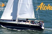 51 ft. Jeanneau Sailboats Sun Odyssey 52.2 Cruiser Racer Boat Rental Hawaii Image 4