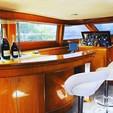 80 ft. Palmer Johnson 80 Cruiser Boat Rental Miami Image 5