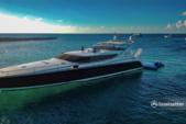 80 ft. Palmer Johnson 80 Cruiser Boat Rental Miami Image 1