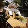 80 ft. Palmer Johnson 80 Cruiser Boat Rental Miami Image 9