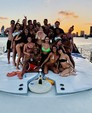 80 ft. Palmer Johnson 80 Cruiser Boat Rental Miami Image 17