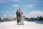 80 ft. Palmer Johnson 80 Cruiser Boat Rental Miami Image 18