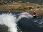 24 ft. Tige' Boats 2300V Limited Ski And Wakeboard Boat Rental Rest of Southwest Image 2