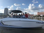 24 ft. Yamaha AR240 High Output  Jet Boat Boat Rental Tampa Image 1