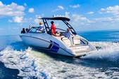 24 ft. Yamaha AR240 High Output  Jet Boat Boat Rental Tampa Image 2