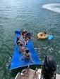 30 ft. Pontoon Pontoon Boat Rental Miami Image 2