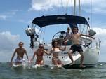 39 ft. Beneteau USA Oceanis 390 Sloop Boat Rental Tampa Image 8