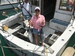 41 ft. Hatteras Yachts 41 Convertible Saltwater Fishing Boat Rental Hawaii Image 7