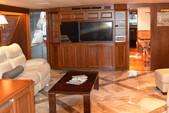 84 ft. Burger Yachts Custom Cruiser Boat Rental Tampa Image 8