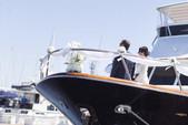 84 ft. Burger Yachts Custom Cruiser Boat Rental Tampa Image 4