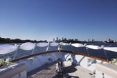 84 ft. Burger Yachts Custom Cruiser Boat Rental Tampa Image 5