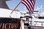 84 ft. Burger Yachts Custom Cruiser Boat Rental Tampa Image 23