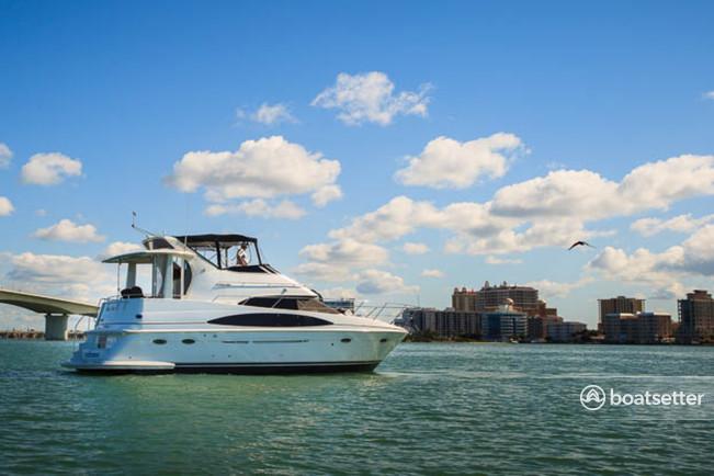 Rent a Carver Yachts cruiser in Sarasota, FL near me